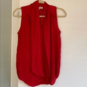Loft Sleeveless Shirt
